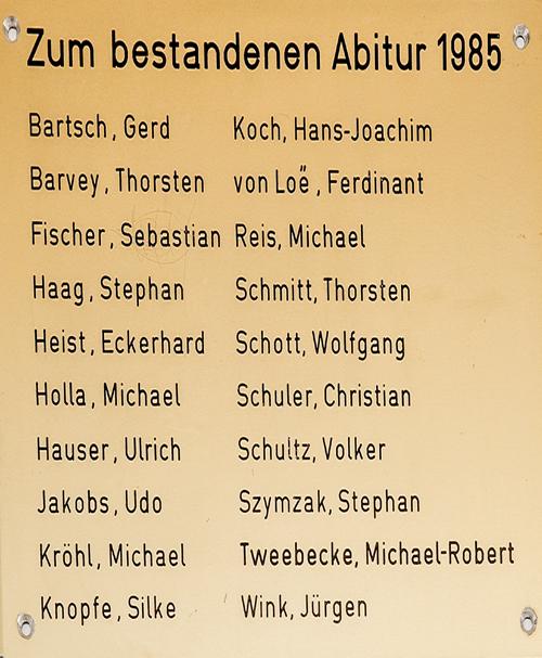Jahrgang 1985