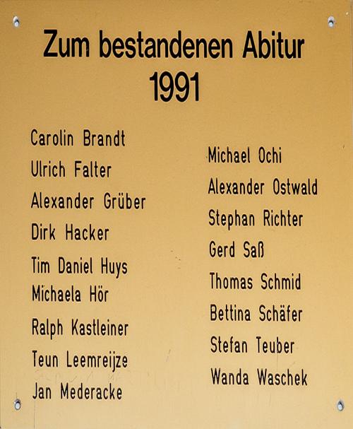 Jahrgang 1991