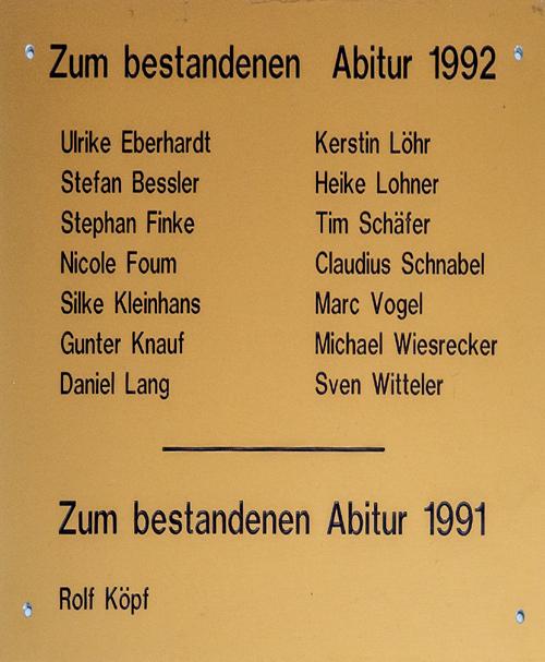 Jahrgang 1992