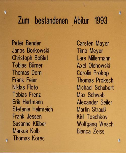Jahrgang 1993