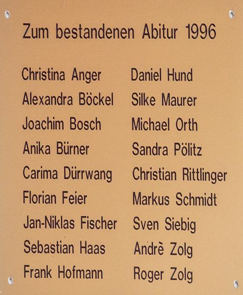Jahrgang 1996