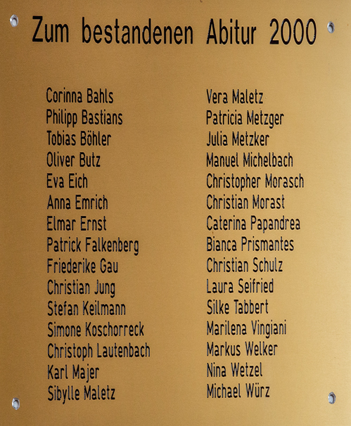 Jahrgang 2000