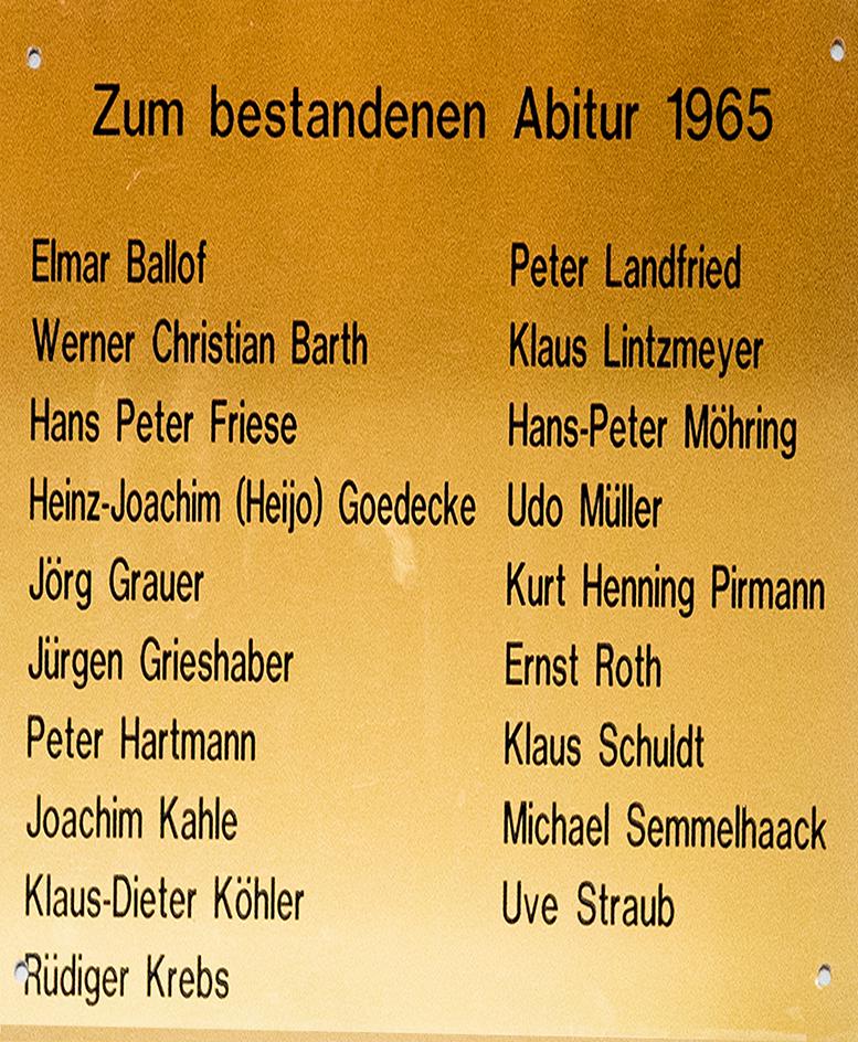 Jahrgang 1965